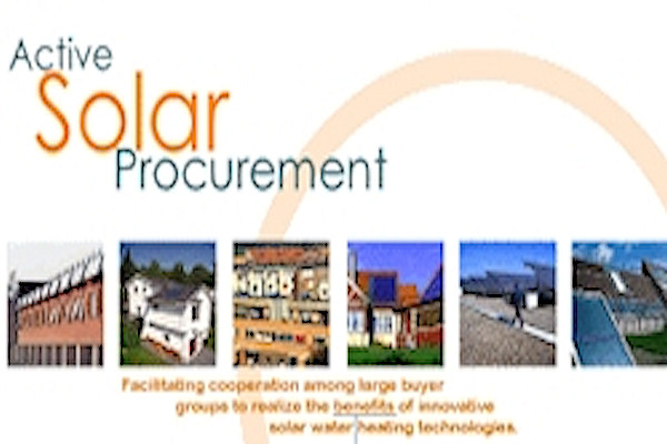 Task 24 | Active Solar Procurement